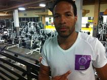 Emmanuel Biron, Profession : Athlète de haut niveau,