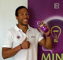 Emmanuel BIRON, notre ambassadeur LR France pour le nouveau complément alimentaire Mind Master.