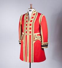 英国女王を警護するガードが着る制服