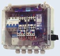 cuadro eléctrico grupo presión