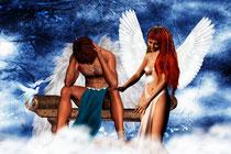 Engel-Sprechstunde