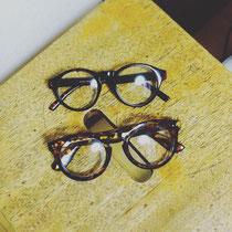 眼鏡は奥深い。中々しっくり来ないから色々と手を出してしまう😋まぁ、好きって事なんだろうけど(^o^)