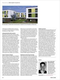 PR Architektur Meywald Unika