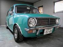 '72 クラブマン エステート