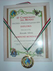 CAMPIONATO MONDIALE 2009 STAMM DI PERSONATA ANCESTRALE