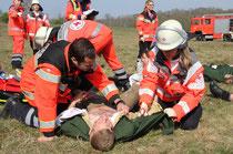 Verletztenversorgung