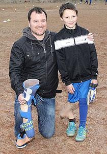 Michael Herber mit Hannes