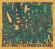 Nico Brettschneider Band Solo Debut CD mit Frank Denhard