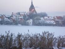 Schulsee Seeblick Winter Weihnachten