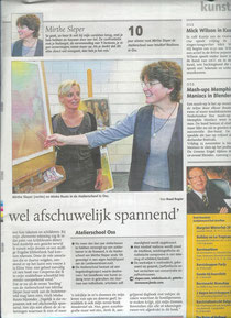 Rechterpagina Brabants Dagblad 17.11.2011