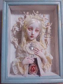 2019年9月Silent music様にて個展「Sacre coeul」開催。