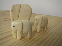 Elefantini in avorio - € 30