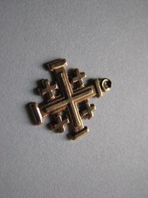 Croce Gerusalemme - € 15