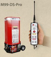 Minifant DS-PRO mit Funkfernsteuerung