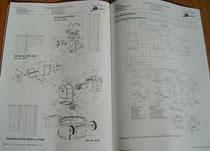 Übersichtliche Zeichnungen u. Schaltpläne Zellofant