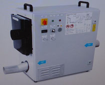 Einblasrefiner / Verstärker