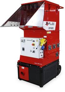 Einblasmaschine EM 300 320/340/360