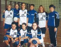 Mannschaft 2001/02