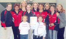 Mannschaft 2003/04