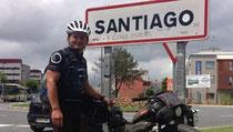 Pilgertour von München nach Santiago de Compostella