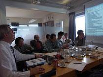 欧州式トロール漁船設計の検討