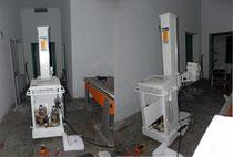Future salle de radiologie