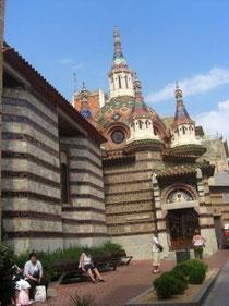 Iglesia de Lloret de Mar