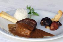 Alquiler de vacaciones en Tossa de Mar - las carnes del restaurante Túrsia en Tossa de Mar
