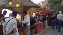 Feria medieval de Tossa de Mar