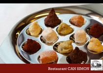 La cuina de can Simón - en la guía de Company Gestions Club - alquiler de vacaciones en Tossa de Mar