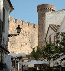 Alquiler de vacaciones en Tossa de Mar - Menús personalizados del restaurante Sa Muralla
