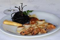 Alquiler de vacaciones en Tossa de Mar - Pescados y mariscos frescos - Company Gestions Club