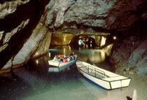 undergrund lake, St.Léonard