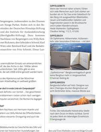 DAV präsentiert Gipfelstürmer Tagebuch