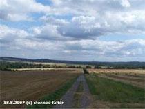 Panoramaweg von Voißel nach Schützendorf