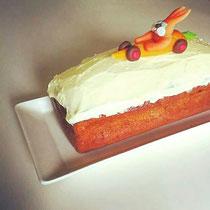 Le Carrot Cake à la façon de Nada