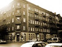 Ehemalige Sportlerklause in der Winstsraße 65