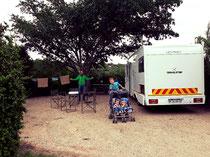 Addo Elephant Park Campsite