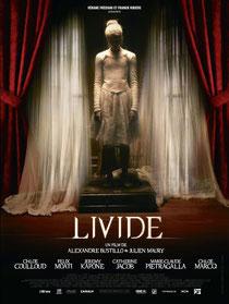 Livide de Alexandre Bustillo & Julien Maury - 2011