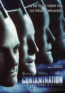 Contamination - La Menace Venue D'Ailleurs de Adam Weissman - 2008 / Science-Fiction - Horreur