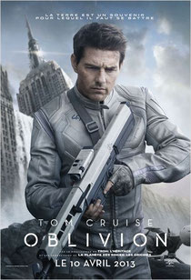 Oblivion de Joseph Kosinski - 2013 / Science-Fiction