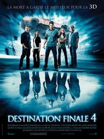 Destination Finale 4 de David R. Ellis - 2009 / Horreur