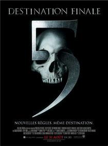 Destination Finale 5 de Steven Quale - 2011 / Horreur