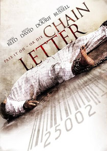 Chain Letter de Deon Taylor - 2010 / Horreur-Slasher