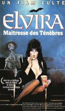 Elvira, Maîtresse Des Ténèbres de James Signorelli - 1988 / Comédie - Horreur