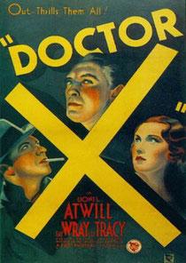 Docteur X de Michael Curtiz - 1932 / Horreur