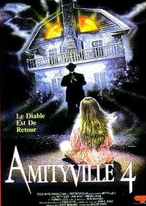 Amityville 4 - Le Retour Diable de Sandor Stern - 1989 / Epouvante -Horreur