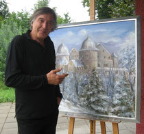 Stelios Vasikaridis; der Künstler und sein Werk