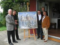 Dr. Eckart Claus, Stelios Vasikaridis, Olaf Löber, Wolfgang Rüdiger,Reinfried Reiser