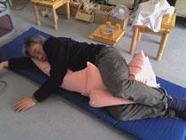 股関節症専用 抱き枕